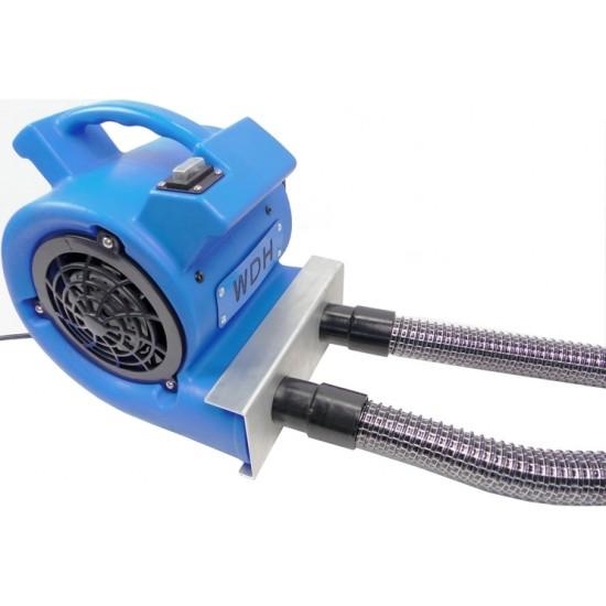 WDH C20 turbóventilátor