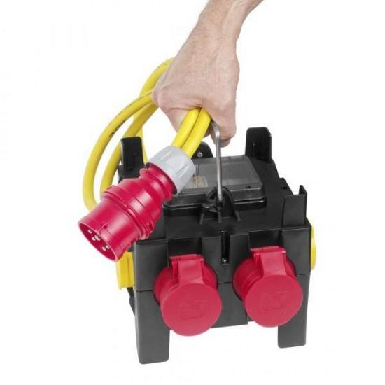 Trotec PV16 - mobil elosztó