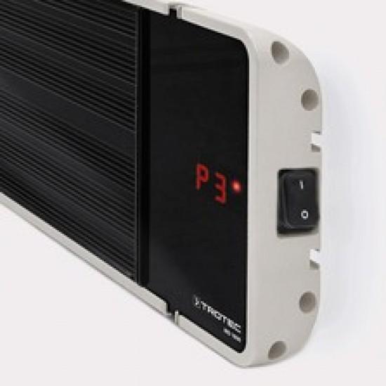 TROTEC IRD 2400 sötét infrasugárzó