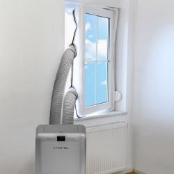 Airlock 200 Ablaktömítés / Kivezetés kétcsöves mobil klímákhoz
