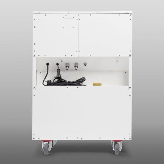 Trotec Porta Temp 4500S Profi ipari mobil klíma
