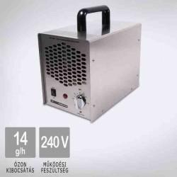 Chrome 14000 Ózongenerátor léghigiéniai berendezés 14 g/h ózonkibocsátással