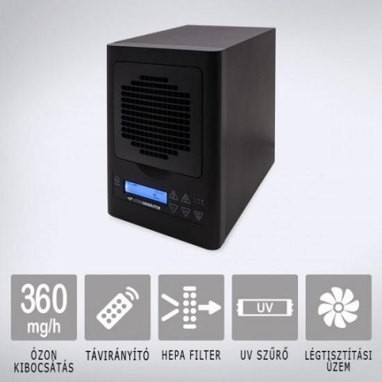 Home 360 Ozongenerátor Tisztít és fertőtlenít egyben