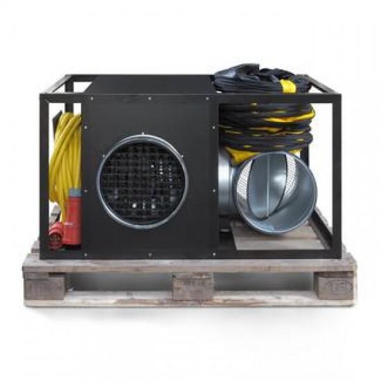 Heatbox TDE 65 / TDE 95 hőlégfuvóhoz és TEH  70 / TEH 100 fűtőberendezéshez