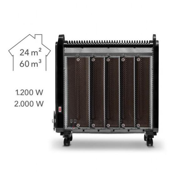 Trotec TCH 2050 E - 2 kW teljesítménnyel