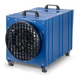 Bérelhető TDE 65 12 kW légcsatornázható fűtőberendezés