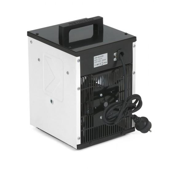 Trotec TDS 10 2 KW - Elektromos Hősugárzó,hőlégbefúvó