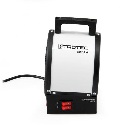 Trotec TDS 10M Kerámiabetétes hőlégbefúvó - 2 kW