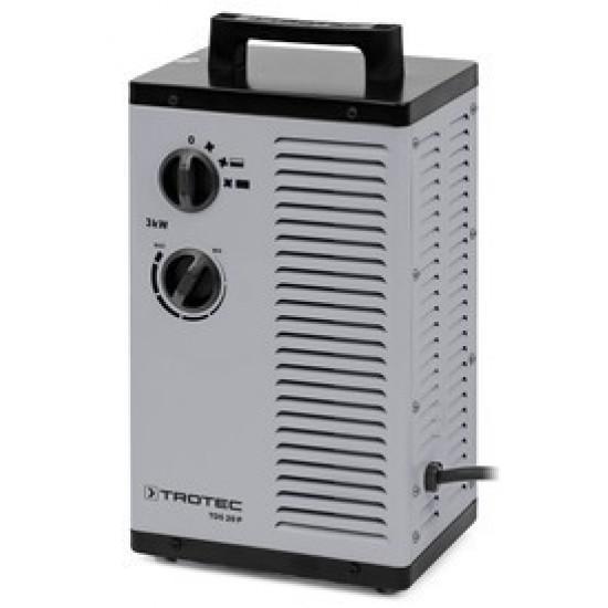 Trotec TDS 20 P Kerámiabetétes hősugárzó 3 kW