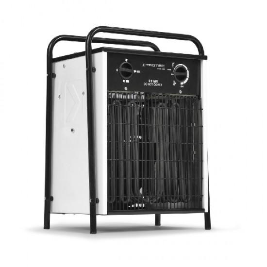 Bérelhető TDS 100 22kW ipari hősugárzó, hőlégbefúvó