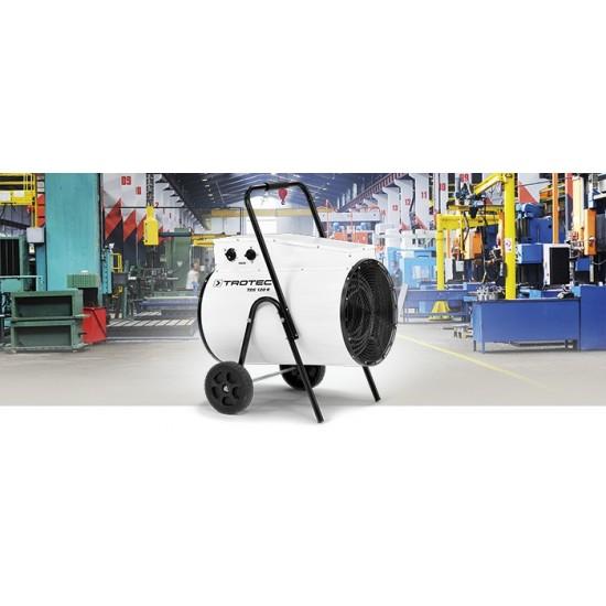 Bérelhető TDS 120 R 30 kW Elektromos ipari hősugárzó