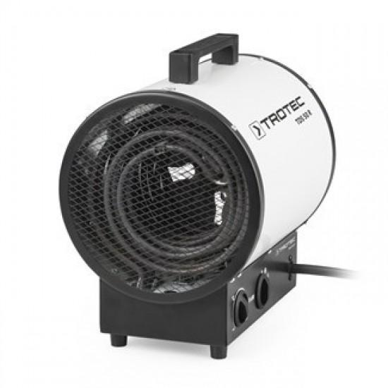 Trotec TDS 50 R 9 kW Elektromos hősugárzó, hőlégbefúvó - optimláis kerek forma