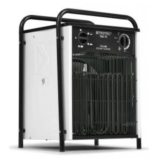 Bérelhető TDS 75 15 kW Ipari Elektromos hősugárzó