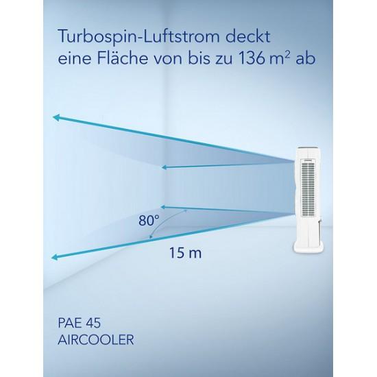 Trotec PAE 45 Léghűtő - élénkítő hűtés, frissítés, párásítás