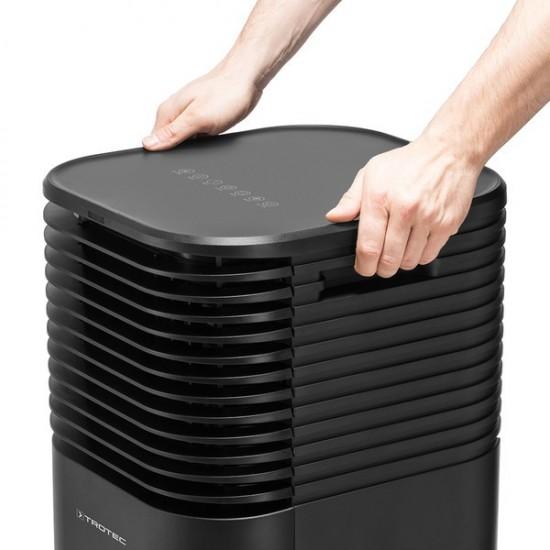 Trotec PAE 50 Léghűtő - hűt, felfrissít, párásít és tisztítja a levegőt