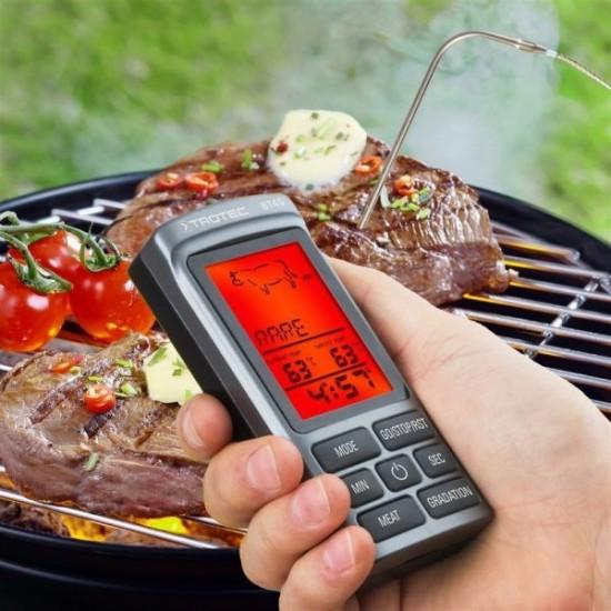 Trotec BT 40 Grillhőmérő