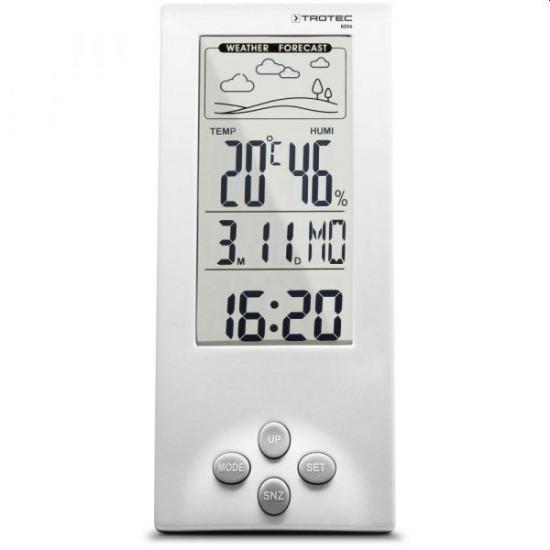 Trotec BZ 06 Meteorológiai állomás- órával, ébresztő funkcióval