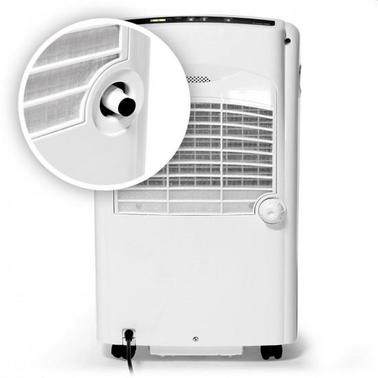 Trotec TTK 75 E - Digitális páramentesítő  - 45 m2-ig max. 20 l/nap-fal szárító