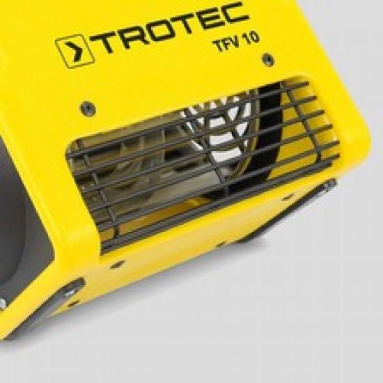 Trotec TFV 10 Radiális Turbóventilátor