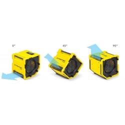Trotec TFV 20 Radiális Turbóventilátor