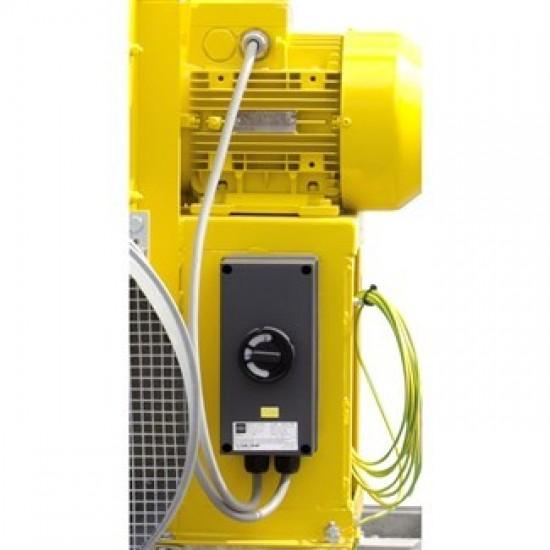Trotec TFV 300 Radiális ventilátor