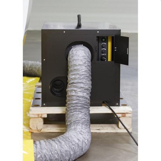 Trotec Drybox TTR 400D és TTR 500D ipari páramentesítőhöz