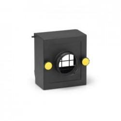 Trotec TTR 400D szűrőbox - regenerálólevegő bevezető oldalra