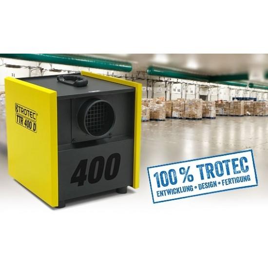 Trotec TTR 400 D Adszorbciós páramentesítő két ventilátorral