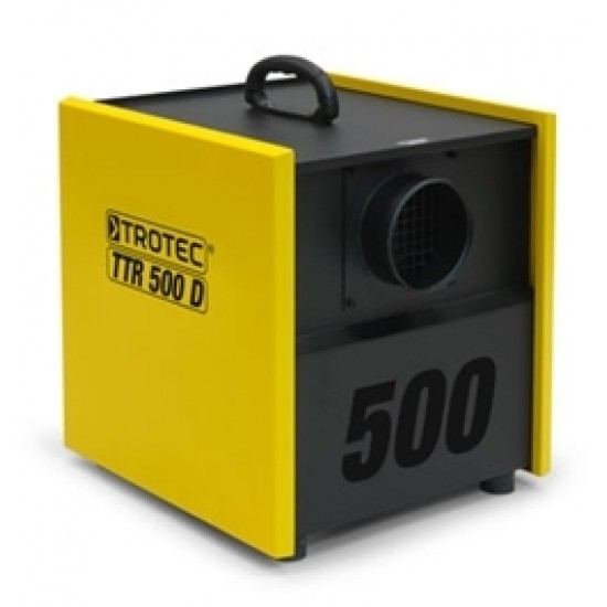 Trotec TTR 500D Ipari Adszorbciós Páramentesítő