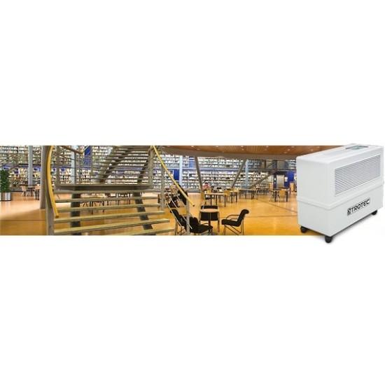 Trotec B 500 Ipari, irodai párásító - 1050 m3-ig 60/nap, távirányítható